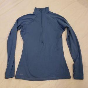 Nike Pro Women's Long Sleeve 1/2 Zip Training Top